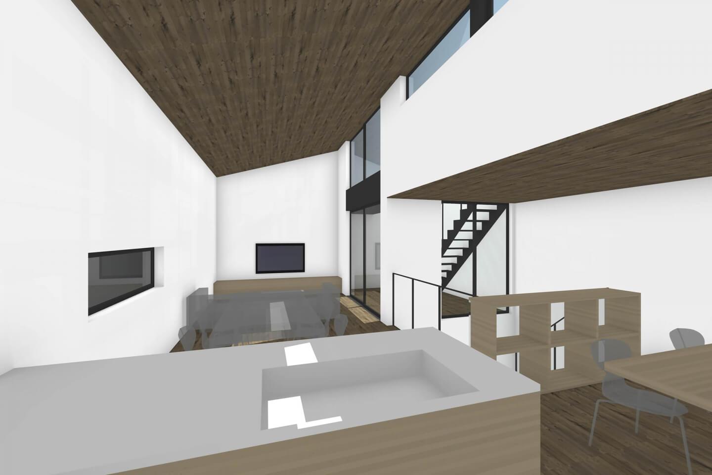 栄町の住宅LDKイメージ