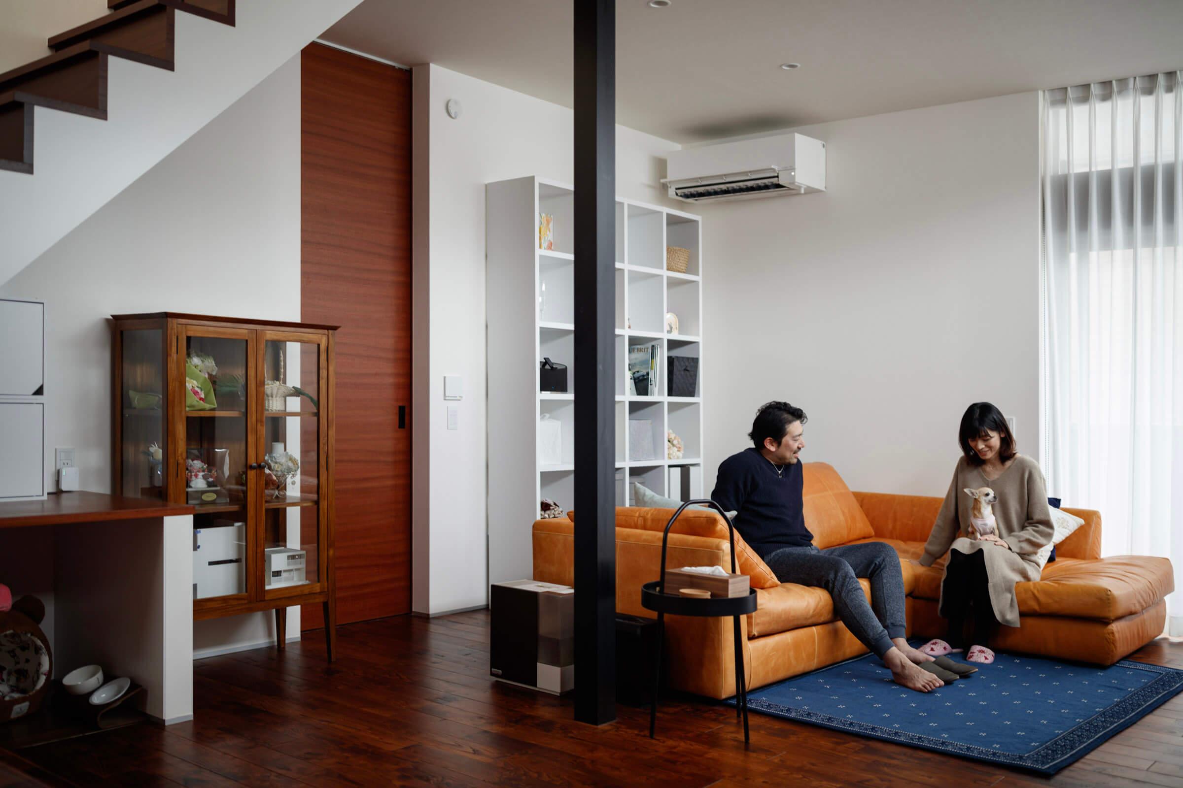 市川の住宅 LDK03