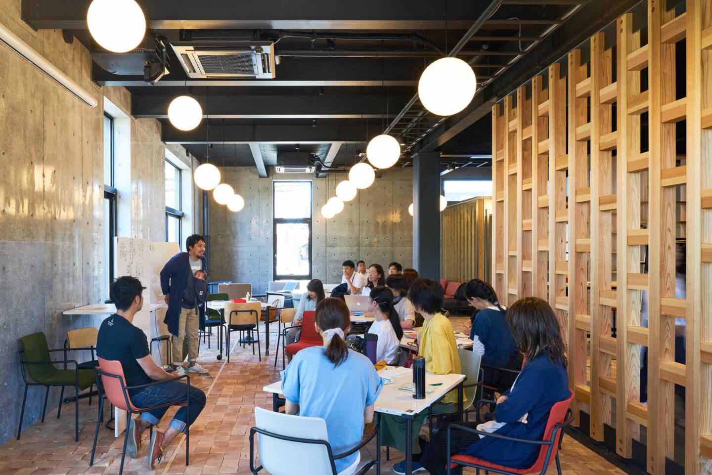 シビックイノベーション拠点・スナバ shiojiriグランド・オープン